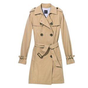 Gap classic trench coat. Large